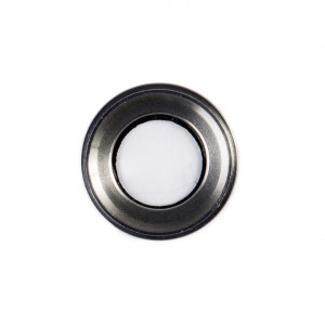 """Back Camera Ring & Glass Cover for iPhone 6 (4.7"""") / iPhone 6S (4.7"""") - Silver"""