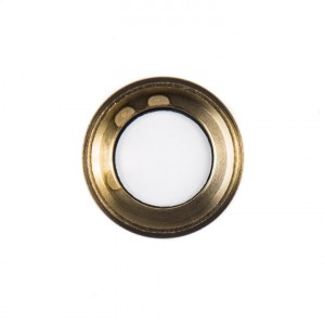 Rear Camera Lens with Bezel for iPhone 6 Plus / 6S Plus - Gold