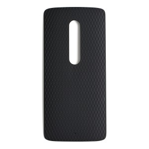 Back Cover for Motorola Droid Maxx 2 (XT1565) (Authorized OEM) - Black