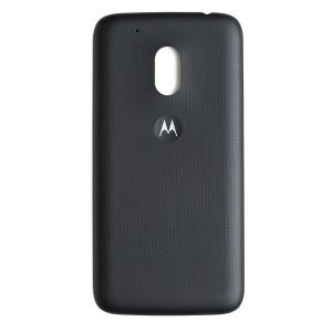 Back Cover for Motorola Moto G4 Play (XT1609) (Authorized OEM) - Black