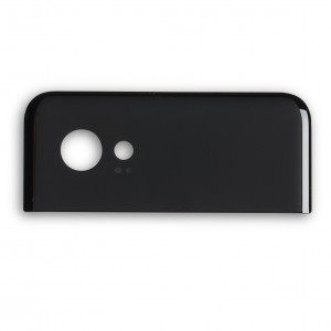 Back Glass for Google Pixel 2 XL (w/ Adhesive) - Black