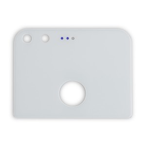 Back Glass for Google Pixel (w/ Adhesive) - White