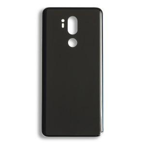 Back Glass for LG G7 ThinQ (w/ Adhesive) (Generic) - Aurora Black