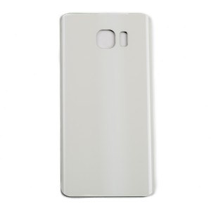 Back Glass for Samsung Galaxy Note 5 (w/ Adhesive) (Generic) - White