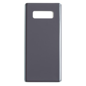 Back Glass with Adhesive for Galaxy Note 8 (GENERIC) - Orchid Gray