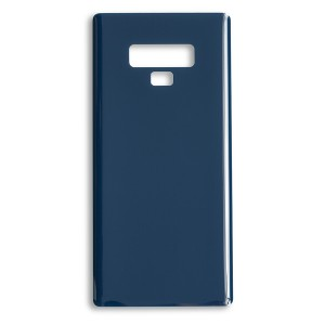 Back Glass with Adhesive for Galaxy Note 9 (GENERIC) - Ocean Blue