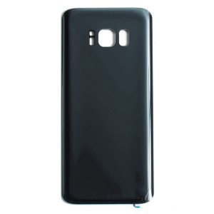 Back Glass for Samsung Galaxy S8 (w/ Adhesive) (Generic) - Orchid Gray