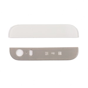 Back Glass for iPhone 5S / SE (Generic) - White