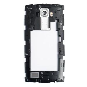 Back Housing for LG G4 (H810 / H811 / VS986 / LS991) - White