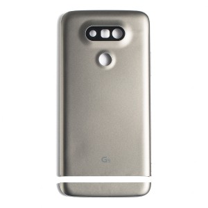 Back Cover for LG G5 (Universal - No Carrier Logo) - Grey