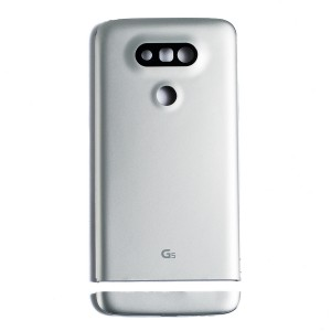 Back Housing for LG G5 (Universal - No Carrier Logo) - Silver