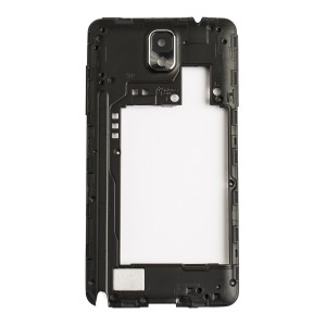 Back Housing for Samsung Galaxy Note 3 (N900V / N900P) - Black