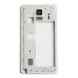 Back Housing for Samsung Galaxy Note 4 (N910V / N910P) - White