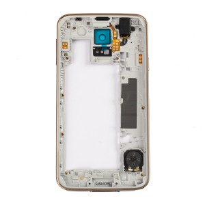 Back Housing for Samsung Galaxy S5 (G900A / G900T) - Gold