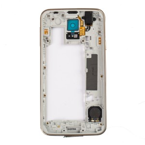 Back Housing for Samsung Galaxy S5 (G900P / G900V) - Gold