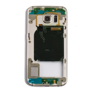 Back Housing for Samsung Galaxy S6 Edge (G925A / G925T) - Gold