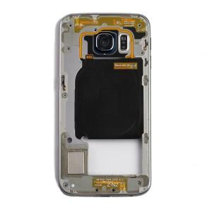 Back Housing for Samsung Galaxy S6 Edge (G925P / G925V) - Black