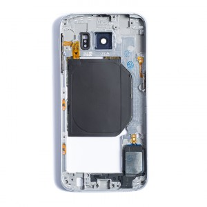 Back Housing for Samsung Galaxy S6 (G920P / G920V) - Black Sapphire