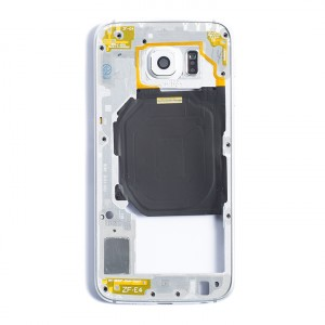 Back Housing for Galaxy S6 (G920P / G920V) - White Pearl