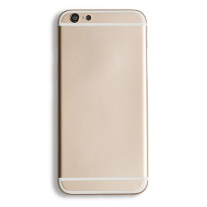 "Back Housing for iPhone 6S (4.7"") (Generic) - Gold"