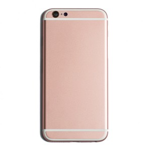 """Back Housing for iPhone 6S (4.7"""") (Generic) - Rose Gold"""