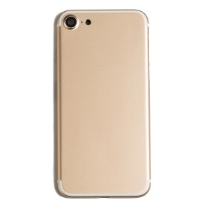 "Back Housing for iPhone 7 (4.7"") (Generic) - Gold"