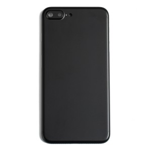 "Back Housing for iPhone 7 Plus (5.5"") (Generic) - Black"