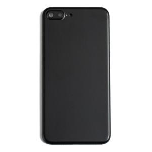 "Back Housing for iPhone 7 Plus (5.5"") (Generic) - Black"