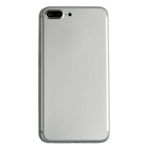 "Back Housing for iPhone 7 Plus (5.5"") (Generic) - Silver"