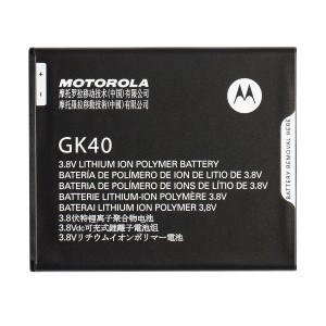 Battery (GK40) for  Moto G4 Play / G5 / E4 / E5 Play (Authorized OEM)
