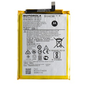 Battery (HE50) for Moto E4 Plus / E5 Plus / Moto One (Authorized OEM)