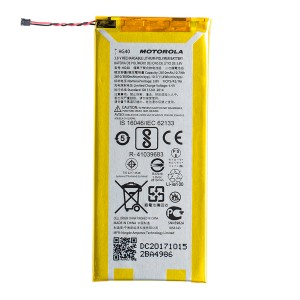 Battery (HG40) for Moto G5 Plus (Authorized OEM)