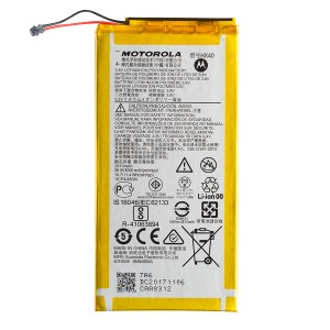 Battery (HX40) for Motorola Moto X4 (XT1900-01) (Authorized OEM)
