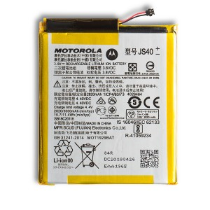 Battery (JS40) for Moto Z3 Play (Authorized OEM)