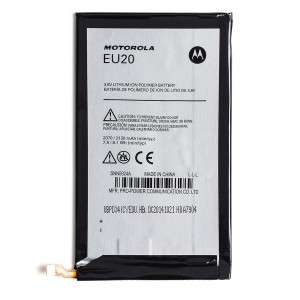 Battery (EU20) for Droid Ultra / Droid Maxx (Authorized OEM)