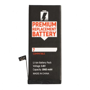"Battery for iPhone 7 (4.7"")"