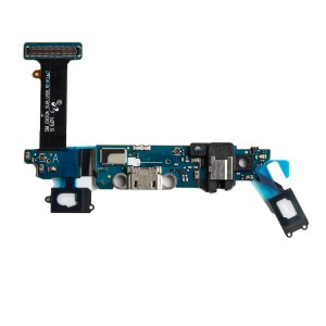 Charging Port Flex Cable for Galaxy S6 (G920A)