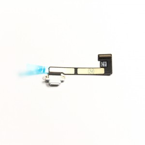 Charging Port Flex Cable for iPad Mini 3 - White
