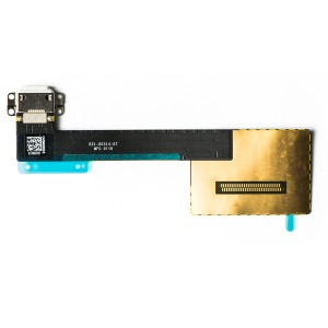 "Charging Port Flex Cable for iPad Pro 9.7"" - Gold"