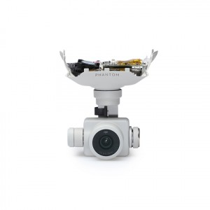 DJI Phantom 4 Pro Gimbal and Camera
