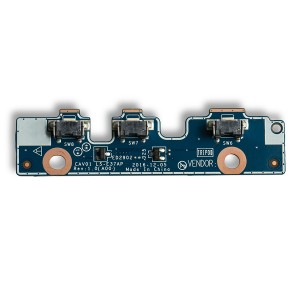 Power and Volume Board (OEM Pull) for Dell Chromebook 11 3189