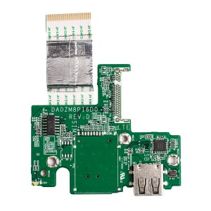 USB PCB Daughterboard (OEM) for Dell Chromebook 11 2015 3120 / 3120 Touch