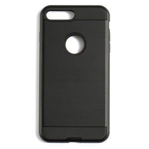 "Fashion Style Case for iPhone 8 Plus (5.5"") - Black"