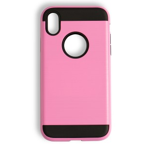 """Fashion Style Case for iPhone XR (6.1"""") - Pink"""