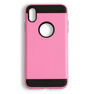 """Fashion Style Case for iPhone XS Max (6.5"""") - Pink"""