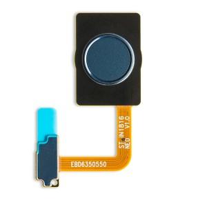 Fingerprint Scanner for LG G7 ThinQ - Moroccan Blue