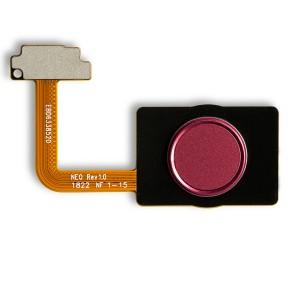 Fingerprint Scanner for LG G7 ThinQ - Rose
