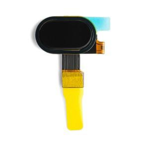 Fingerprint Scanner (w/ Adhesive) for Motorola Moto G5 (XT1670) (Authorized OEM) - Black