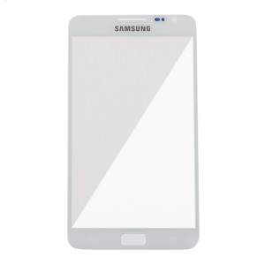 Glass Lens for Samsung Galaxy Note 1 (N7000) - White
