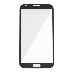 Glass Lens for Samsung Galaxy Note 2 (Generic) - Titanium Grey